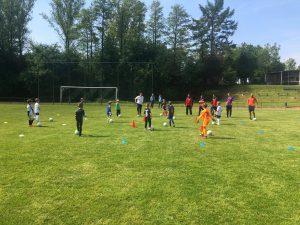 Trainerfortbildung mit Steven Klahr/Thomas Ernst (Spielkultur/DVAG)
