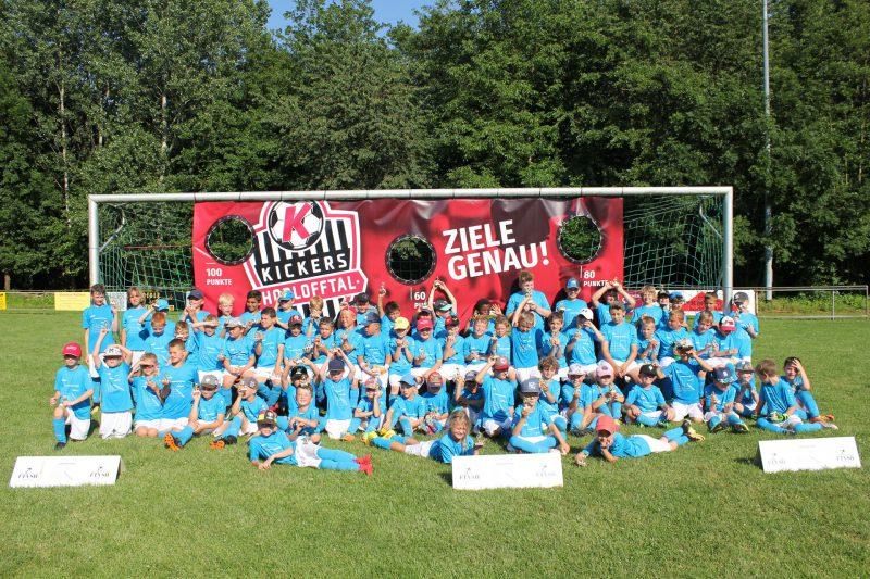 Kickers Fussballcamp 2019......ein riesen Erfolg