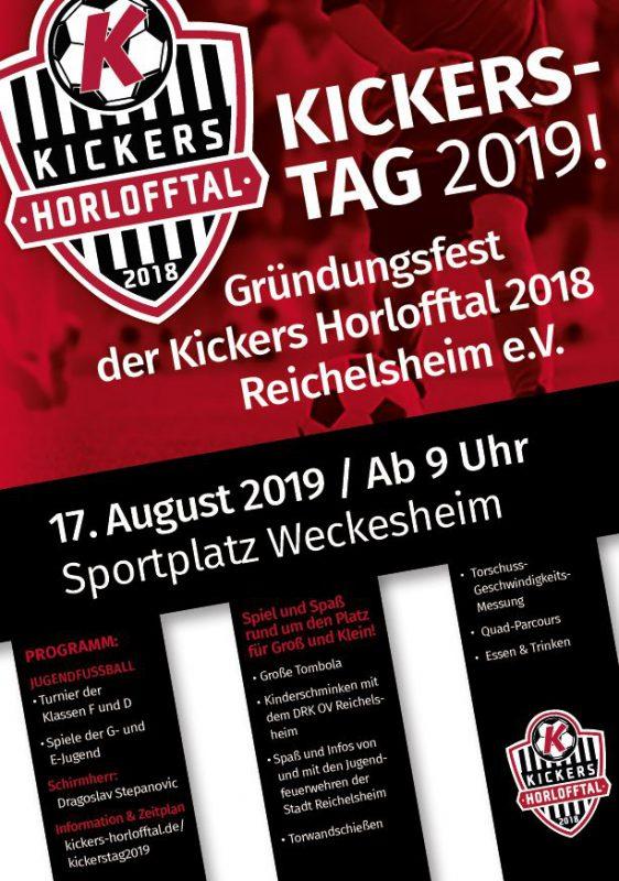 KickersTag - Unser Gründungsfest