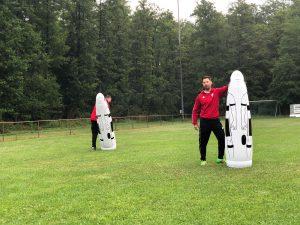Feriencamp 2019 bei den Kickers