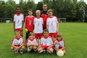 Erneut neuer Sponsor für die Kickers - Vepschek Naturstein