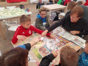 PEGASUS Spiele lädt die Kickers Kid's ein