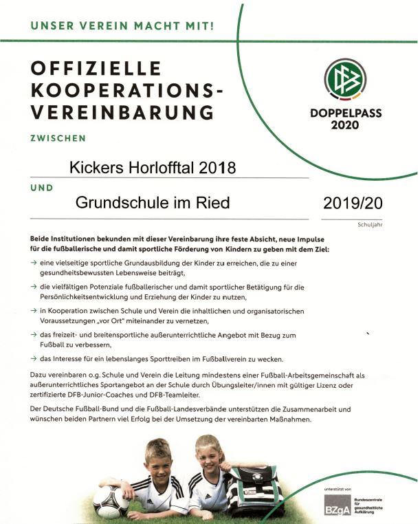 Kooperation mit der Grundschule geht in das nächste Schuljahr