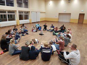 Kickers Ballschule platzt aus allen Nähten