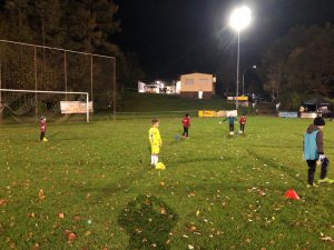 Offenes Torwarttraining bei den Kickers