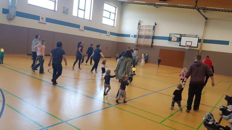 Weiterer Kurs der Kickers Ballschule gestartet