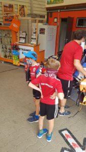 Saisonabschluss der F1 Kids