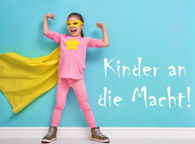 """Kickers gewinnen Förderpreis """"Kinder an die Macht"""" der Volksbank Mittelhessen"""