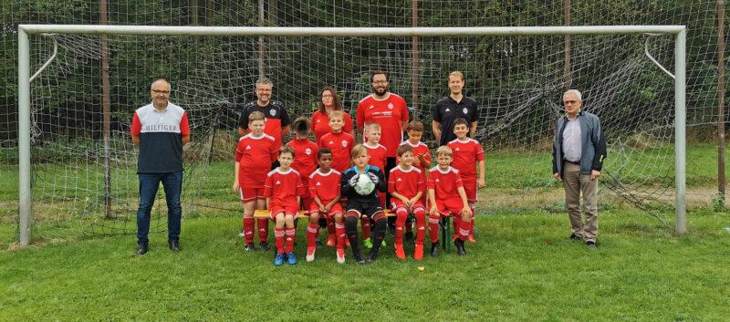 Kickers gewinnen beim HFV Vereinsgewinnspiel